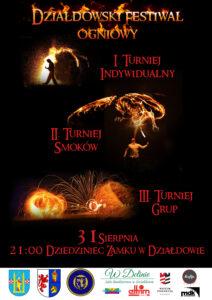 Działdowski Festiwal Ogniowy @ Działdowo | warmińsko-mazurskie | Polska