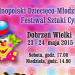 Festiwal cyrku dzieci i młodzieży w Dobrzeniu Wielkim