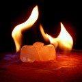 Temat Festiwalu Ognia plonacy lod