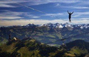 Extreme Highline - foto: Reuters