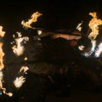 Azis Light fireshow