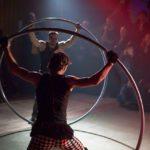 Roztoc fest, cyr wheel