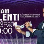 Just Edi Show w finale Mam Talent